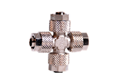 MODEL PU0013 FAST FITTING CROSS SHAPE UNION