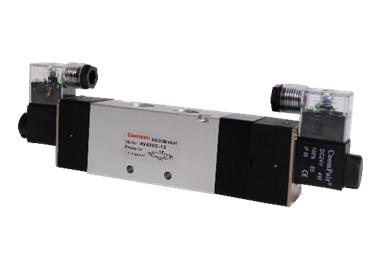 MODEL P-4V430 5/2- 5/3 SELENOID VALVE P-4V SERIES