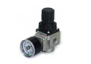 MODEL P-AR PNEUMATIC REGULATOR