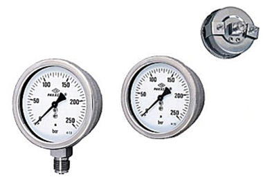 MODEL HASM MANOMETERS