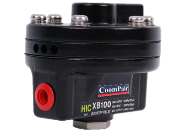 MODEL P-HICXB100 PNEUMATIC VOLUME BOOSTERS