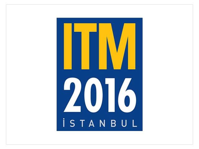 2016 выставка ITM в Стамбуле
