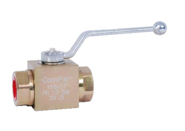 MODEL KHB HYDRAULIC BALL VALVE