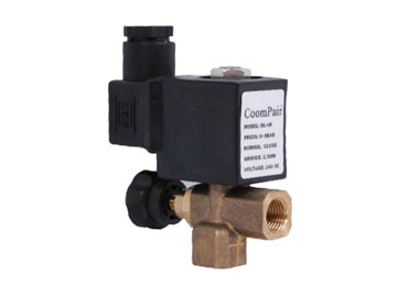 MODEL P-P99 DIRECT ACTING-THROTTLE VALVE