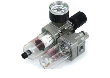 MODEL P-AC2 SEMI AUTOMATIC AIR FILTER COMBINATION (FR+L+M)
