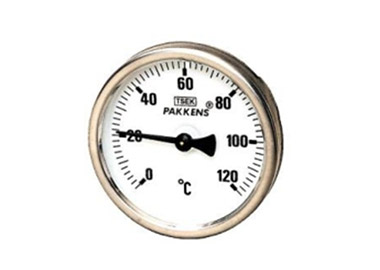 MODEL P-BİT BI-METAL THERMOMETERS