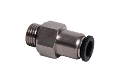 MODEL PHCVCP PUSH IN STRAIGHT CHECK VALVE FITTING MALE THREAD
