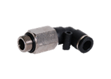 MODEL PHLPS ELBOW PUSH IN STOP UNION FITTING MALE THREAD