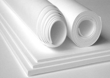 MODEL P-PN-C/STFP PURE PTFE GASKET SHEETS