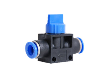 MODEL PNFFVH PNEUMATIC FITTING 2/2 3/2 HAND CONTROL VALVE