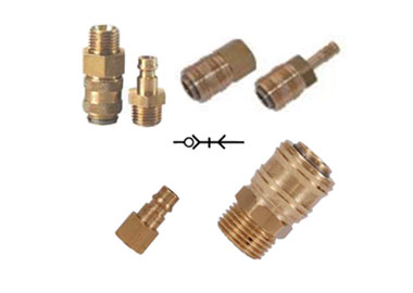 MODEL PP021 AUTOMATIC QUICK COUPLING