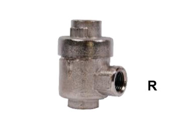 MODEL PU0506 QUICK EXHAUST VALVE