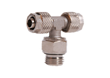 MODEL PU5121 T SHAPE FAST FITTINGS ROTARY MALE THREAD