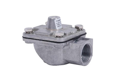 MODEL P-RMF-Q DUST COLLECTER VALVES