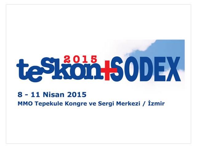 2015 выставка Teskon-sodex в Измире